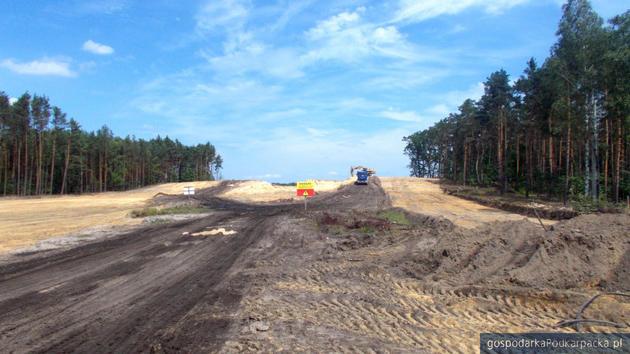 Odcinek S19 Kamień- Sokołow Młp. Północ z pozwoleniem wojewody na budowę
