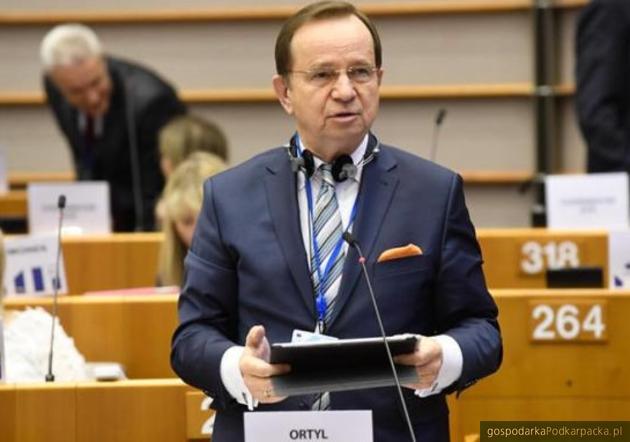 Władysław Ortyl. © European Union / Fred Guerdin
