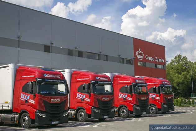 Ekologiczne ciężarówki z Omegi Pilzno będą rozwozić piwo z Grupy Żywiec