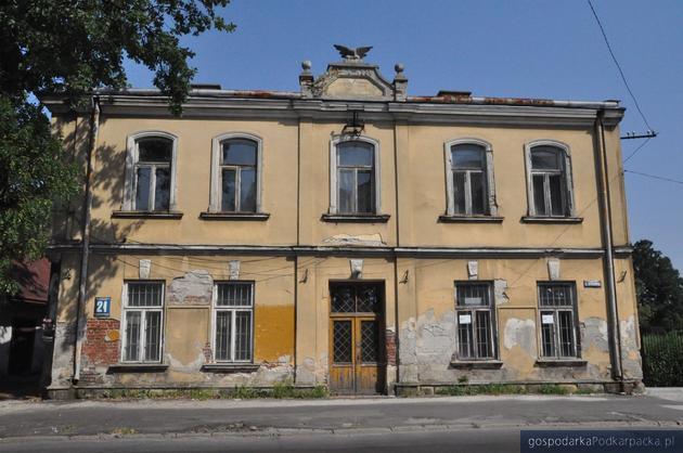 Stan przed remontem. Fot. stalowawola.pl
