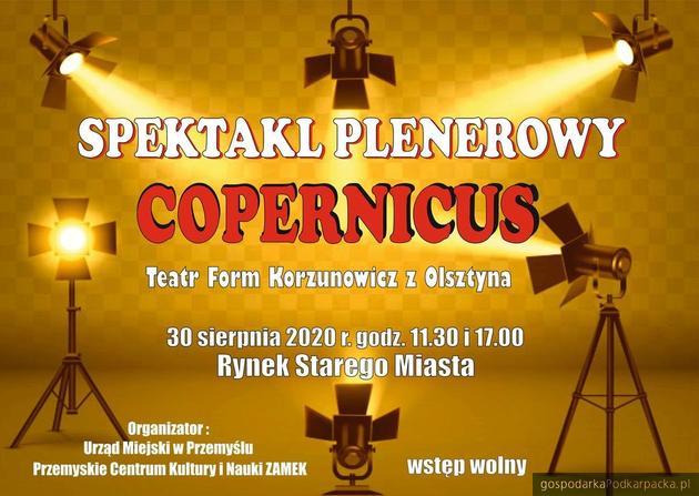 """Spektakl """"Copernicus"""" w dniu patrona Przemyśla"""