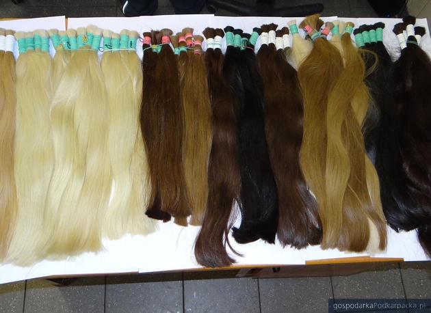 Przemyt ludzkich włosów w Medyce