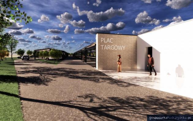 Budowa targowiska w Strzyżowie. Miasto ogłasza kolejny przetarg