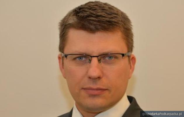 Marcin Warchoł. Fot. ms.gov.pl