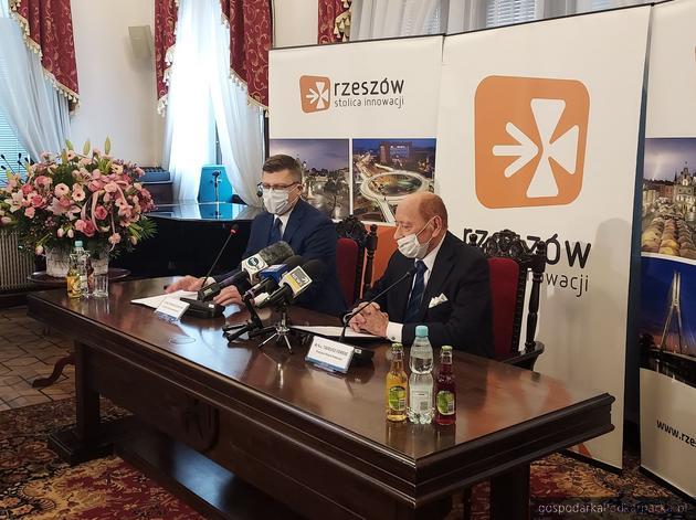 Tadeusz Ferenc popiera Marcin Warchoła - oficjalnie