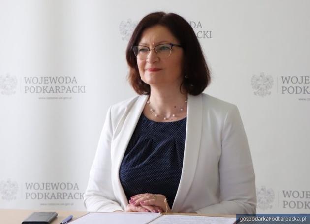 Wojewoda Ewa Leniart o komisarzu i kandydowaniu w wyborach na prezydenta Rzeszowa
