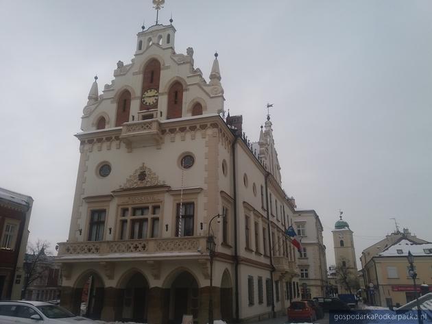 Urząd Miasta Rzeszowa. Fot. Adam Cyło