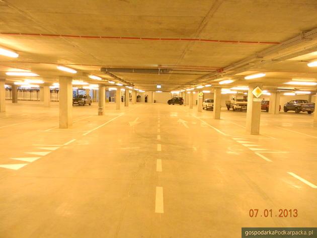 Wnętrze parkingu. Fot. Best Construction