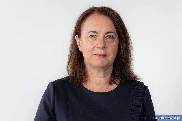 Krystyna Stachowska, wiceprezydent Rzeszowa. Fot. fb