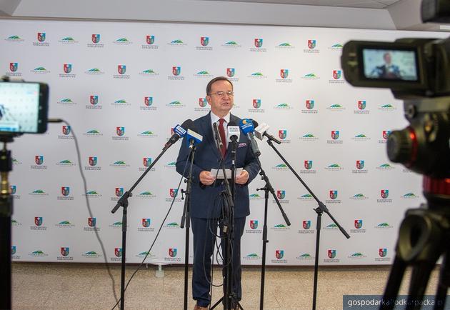 Marszłek Ortyl przeprasza lekarzy, ale będzie zażalenie na decyzję prokuratury w sorawie prof. Gutkowskiego