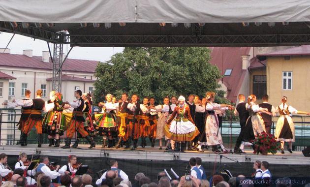 Występ zespołu Resovia Saltans