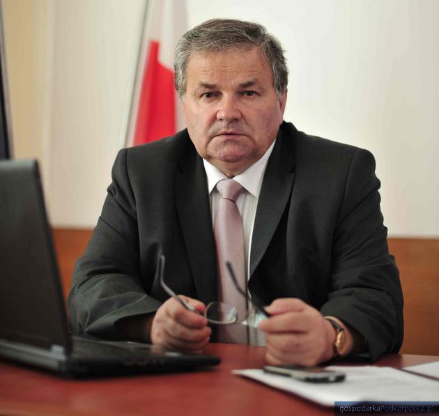 Poseł Stanisław Ożóg
