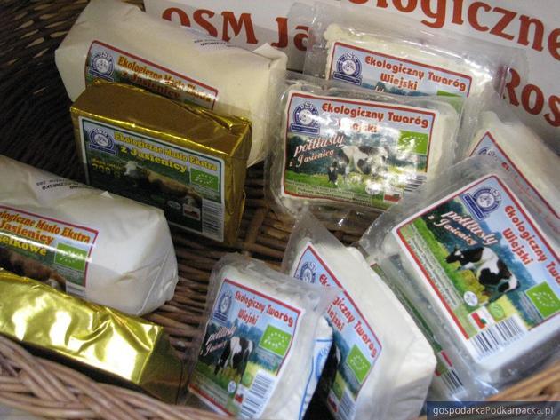 Ekologiczne wyroby z OSM Jasienica Rosielna