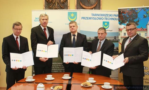 Porozumienie w sprawie Tarnobrzeskiego Obszaru Funkcjonalnego