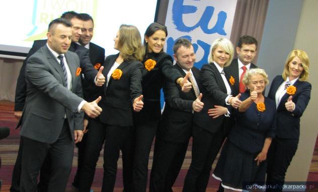 Kandydaci Twojego Ruchu do Parlamentu Europejskiego