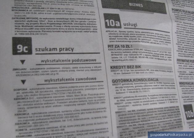 Stan i struktura bezrobocia w województwie podkarpackim w lutym 2014 roku
