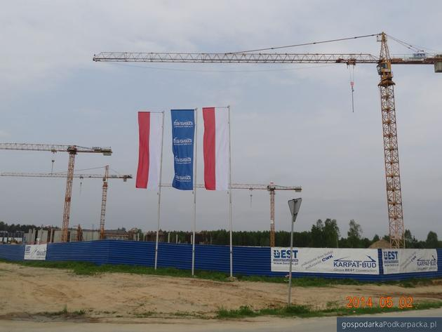 Centrum Wystawienniczo-Kongresowe w Jasionce-Tajęcinie