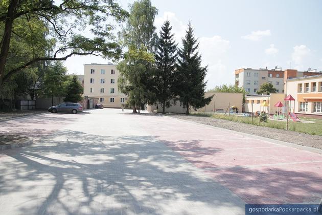 Powstał parking przy ulicy Mickiewicza w Tarnobrzegu