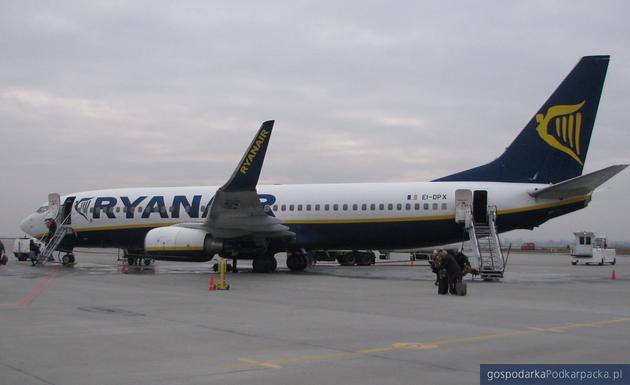Bilety w Ryanaira w promocji za 19,99 euro